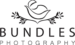 bundles photography logo